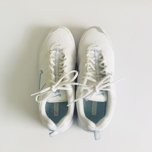 Nike Shoes | Nike White Sneakers With